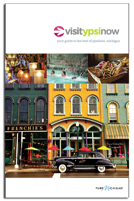 Ypsilanti Area Visitors and Convention Bureau