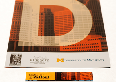 University of Michigan Semester In Detroit