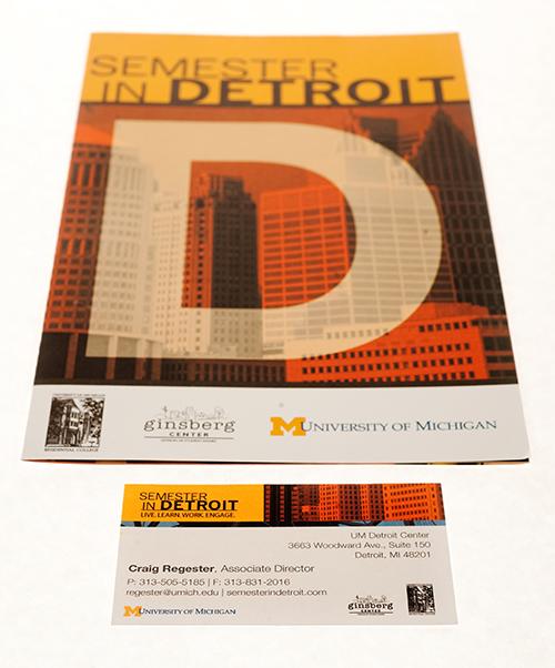 University of Michigan Semester In Detroit