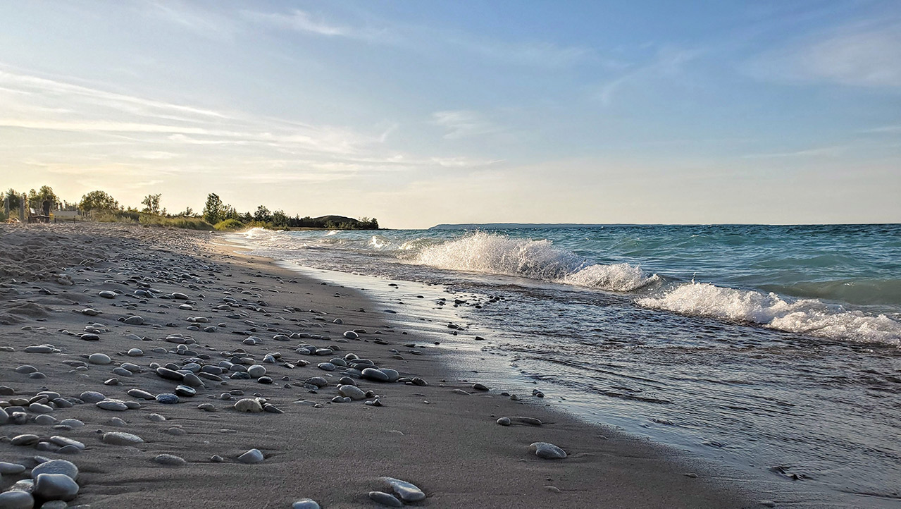 great lakes shore
